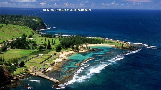 ‪Kentia Holiday Apartments‬