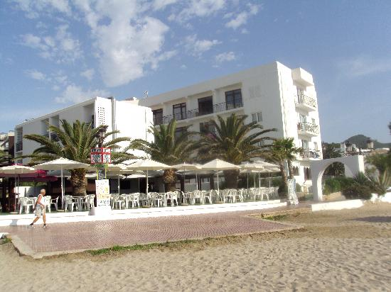 Apartments Marsol : The Apartments from the beach