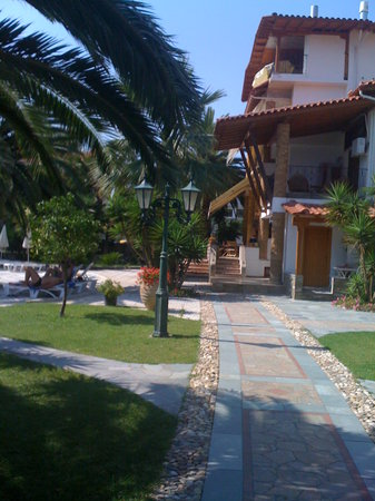 Photo of Pilalidis Apartments Pefkohori