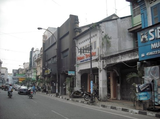 Medan city centre