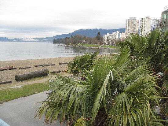 Vancouver, Kanada: great resturant overlooking the bay