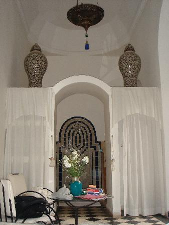 Riad Mesc el Lil: Unser Zimmer