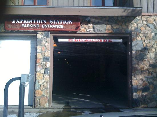 Expedition Station at River Run