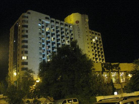 Ramada Jerusalem: Main Hotel