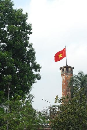 Hanoi Astoria Hotel: Hanoi Flag Tower (a due passi dall&#39;Hotel)