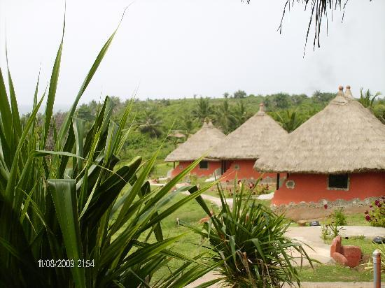 Axim, Ghana: the rooms