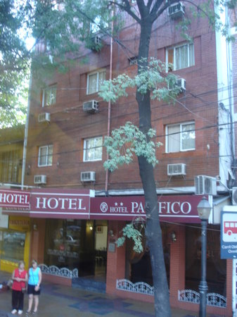 Hotel Pacifico