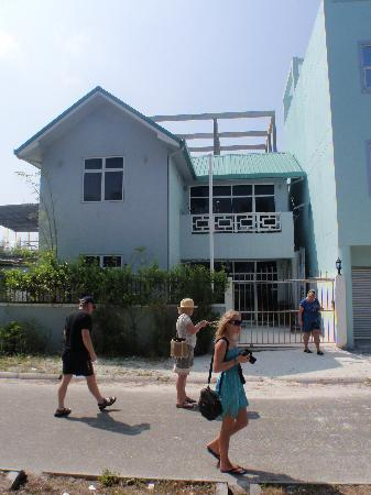 Kaafu Atoll: Ocean Sounds, the house we rented