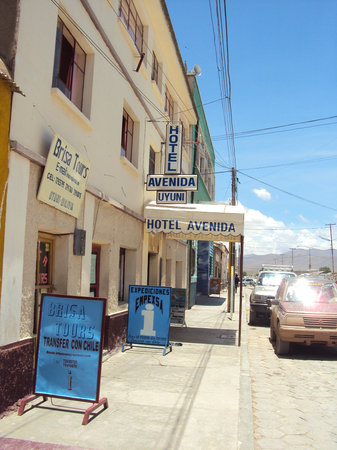 Photo of Hotel Avenida Uyuni