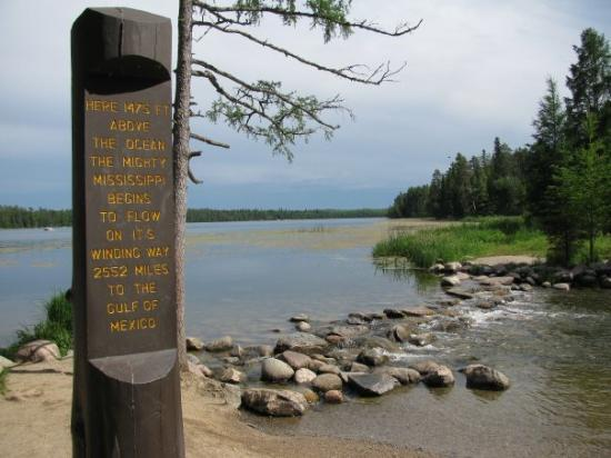Lake Itasca attractions