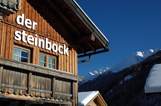 Pension der Steinbock