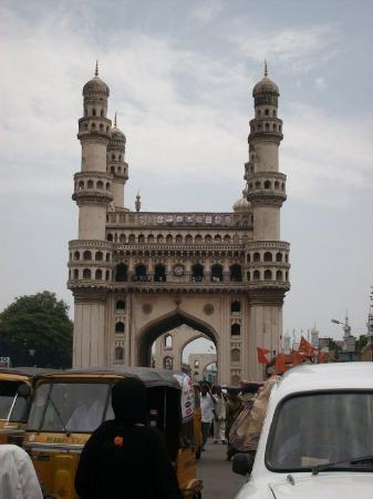 information on charminar Bhagyalakshmi temple is a hindu temple located in hyderabad, india this temple is located at the base of the city's historic charminar declared as monument under.