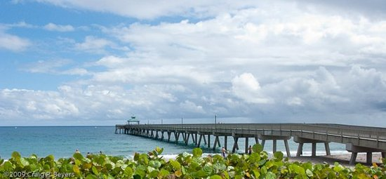 Deerfield Beach, : The Beach