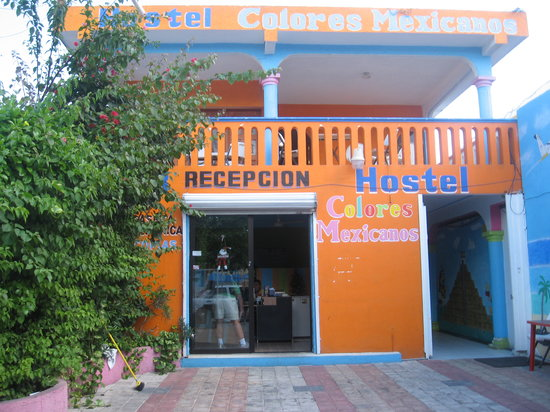 Photo of Colores Mexicanos Hostel Playa del Carmen