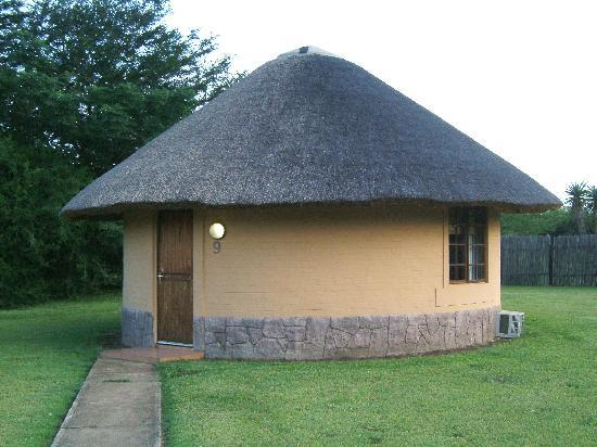 Hluhluwe, Sdafrika: Le lodge