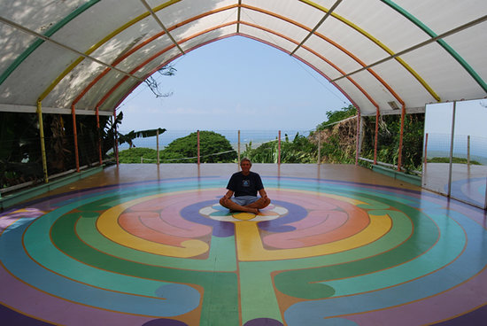 Dragonfly Ranch - Healing Arts Center: The Labyrinth