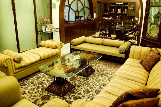 Anikas Nest Delhi: Living Room