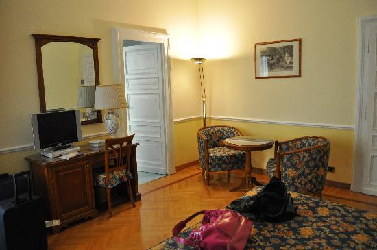 Residenza Cellini: Our room