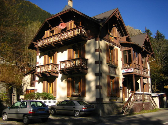Photo of Hotel L'Aiguille Verte Chamonix