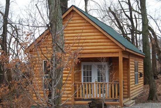 Photo of Silent Forest Retreat Cabins At Hidden Lake Winery Aviston