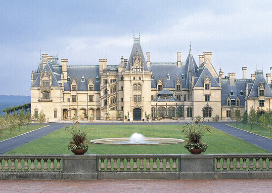The Biltmore Estate : Dressing Downton