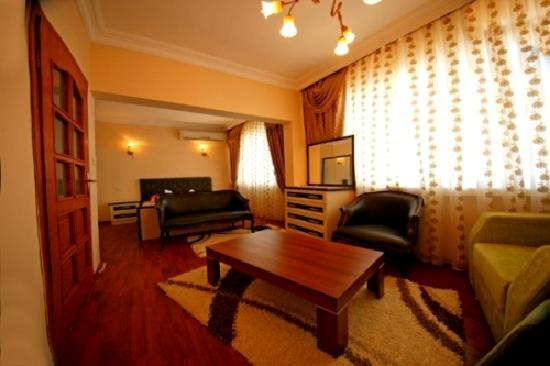 Ulas Suites & Apartments Sultanahmet: One bed Room