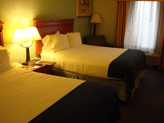 Holiday Inn Express Hotel & Suites: Comfortable room