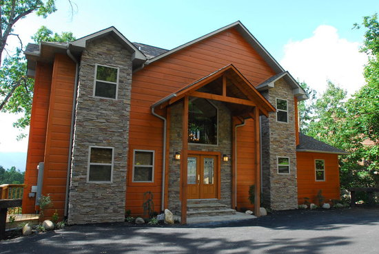 Chalet Village: #823 Tulip Poplar Lodge