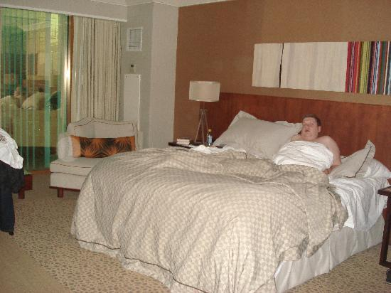 Mandalay Bay Resort & Casino: Comfiest bed