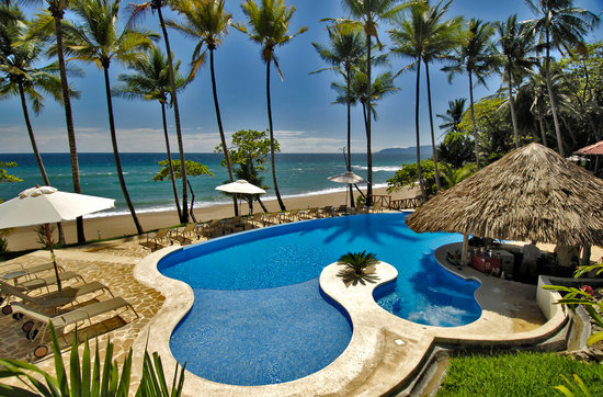 Tango Mar Beach, Spa &amp; Golf Resort: Main Swimming pool