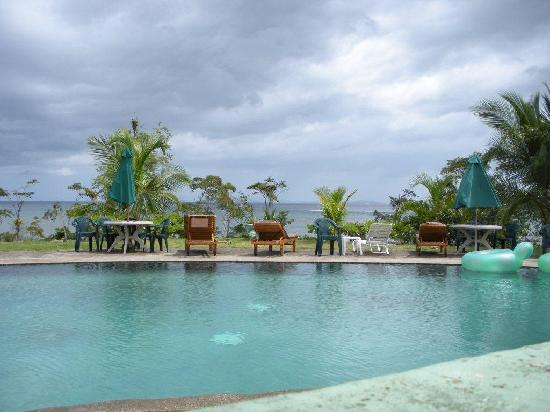 Popa Paradise Beach Resort: What a View