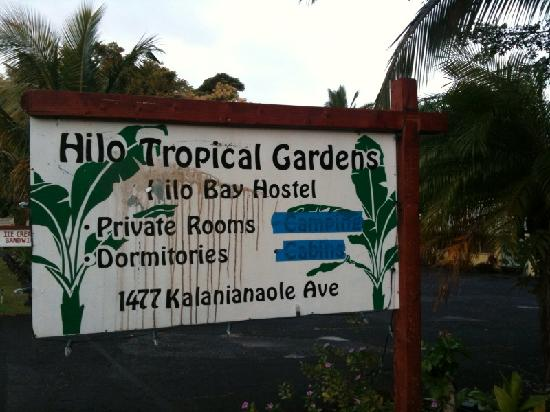 Hilo Tropical Gardens: Pride of Ownership