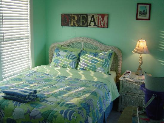 Palm Air Cottages: Sweet dreams...