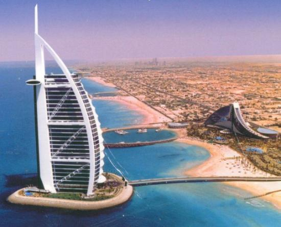 Dubai In 2004 The Burj Al Arab Was Considered A 7 Star