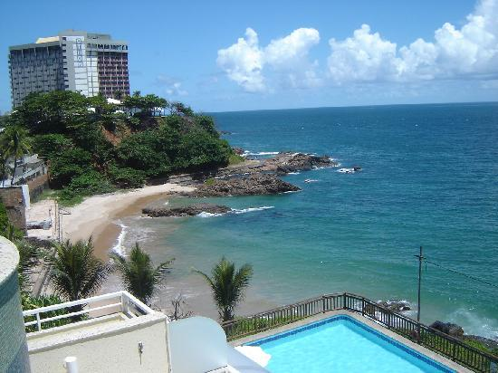 Hotel Vila Gale Salvador: The View