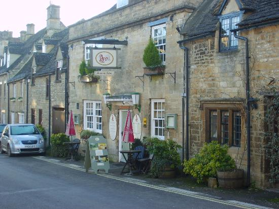 The Angel at Burford: The Angel