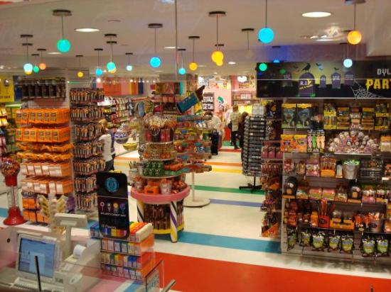 Look for the entire line of Dylan's Candy Bar gifts and stationery Dylan's Candy.