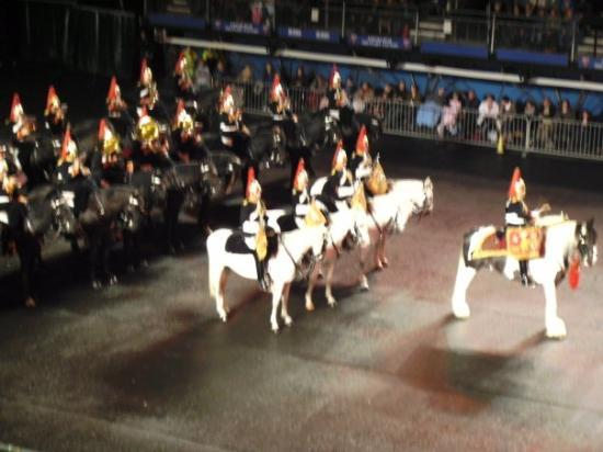 Picture of Edinburgh Military Tattoo, Edinburgh: By a Facebook Member on Feb