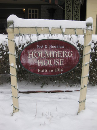 Holmberg House Bed and Breakfast: Holmberg House