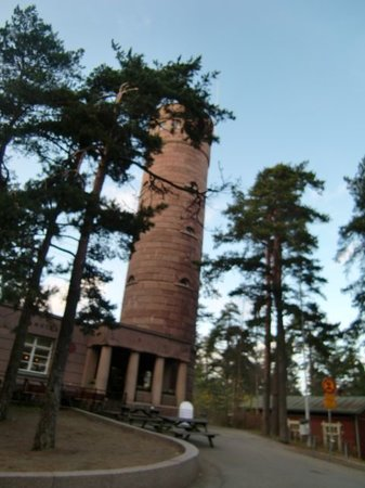 Pyynikki Park and Observation Tower