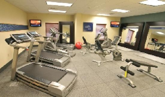 Hampton Inn Gadsden / Attalla: Exercise room