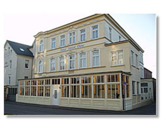 Photo of Hotel Weisse Dune Borkum