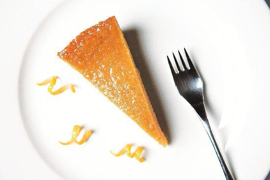 Trelaske Hotel &amp; Restaurant: Homemade Treacle tart, mmmmmm
