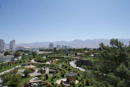 Ashgabat accommodation