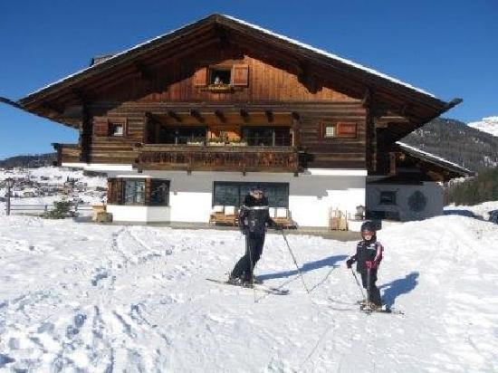 Mountain Chalet Pra Ronch : Chalet Pra Ronch 