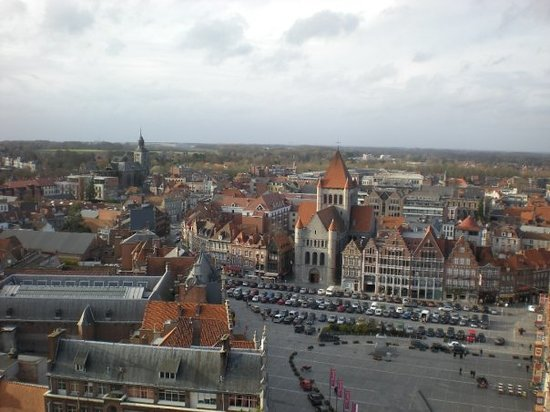 Tournai attractions
