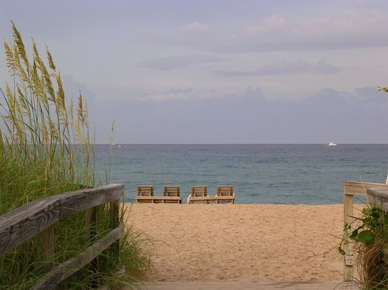 Beautiful beaches -  West Palm Beach, FL