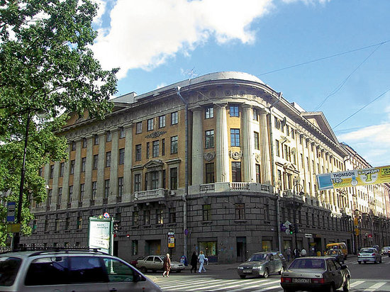 Photo of Hotel Zlatoust St. Petersburg