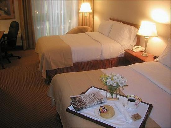 Quality Hotel &amp; Conference Centre: Standard Room