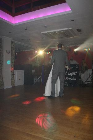 Beaufort Hotel - Chepstow: evening disco